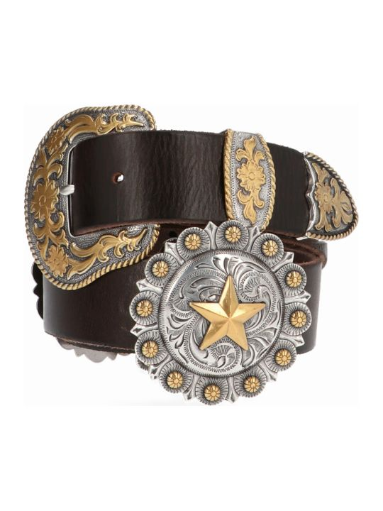 Jessie Western Belt