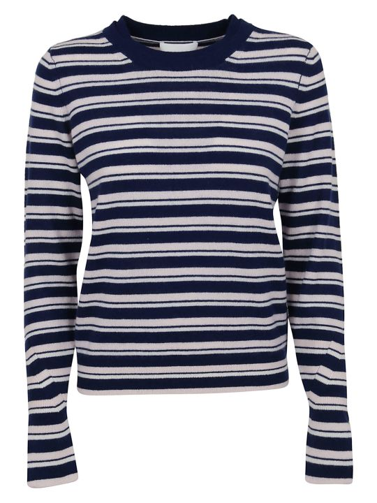 3.1 Phillip Lim Exclusive Cashmere Stripe Pullover