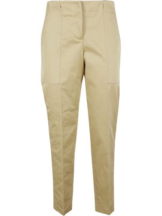 Ermanno Scervino Mid Rise Trousers