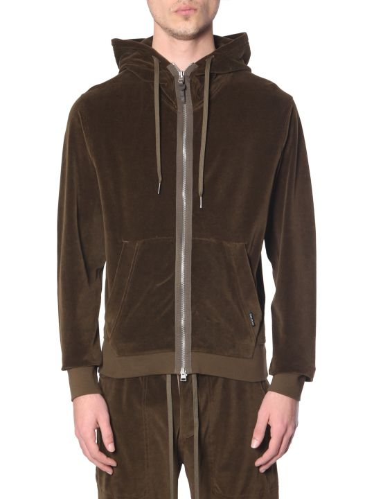 Tom Ford Zip-through Hoodie