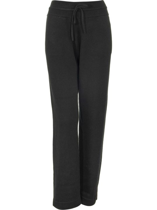 Agnona Jogging Pant Black