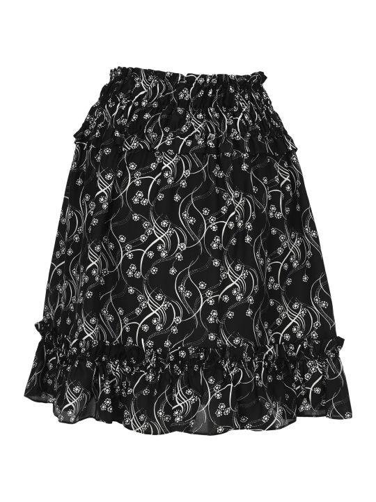 Kenzo 'urchin Waves' Skirt
