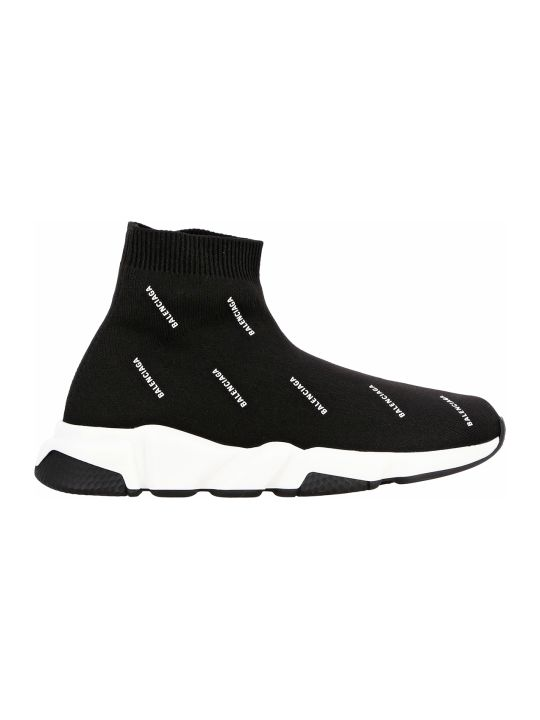 Balenciaga Speed Printed Sneakers