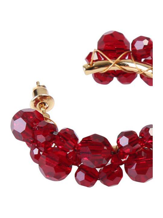 Simone Rocha Embellished Earrings