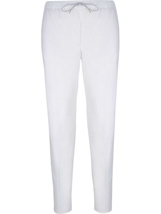 Fabiana Filippi Drawstring Trousers