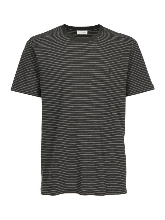 Saint Laurent Striped T-shirt