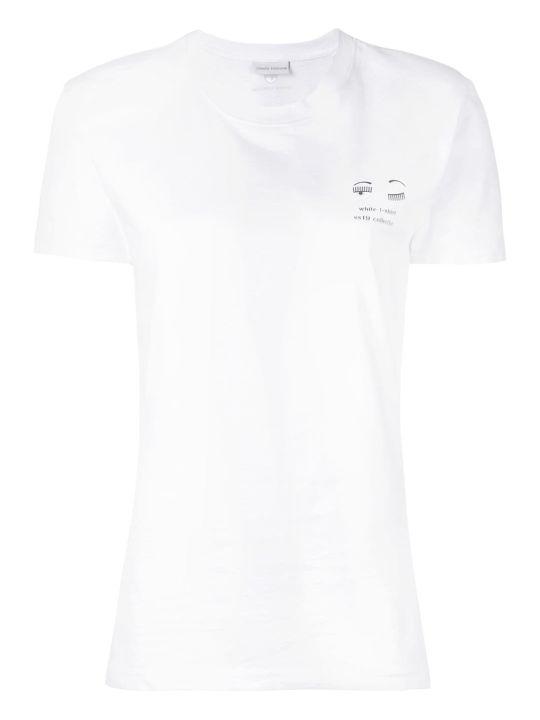 Chiara Ferragni Classic Printed T-shirt