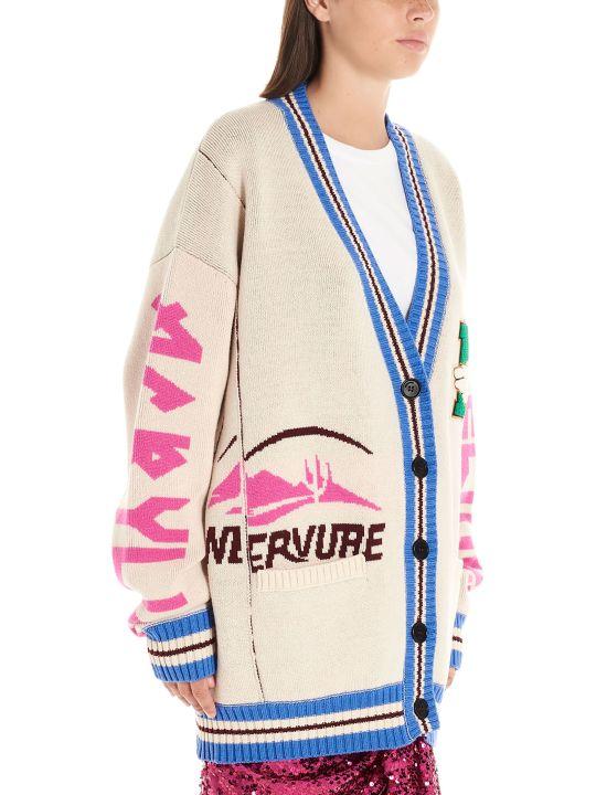 Nervure 'university' Cardigan
