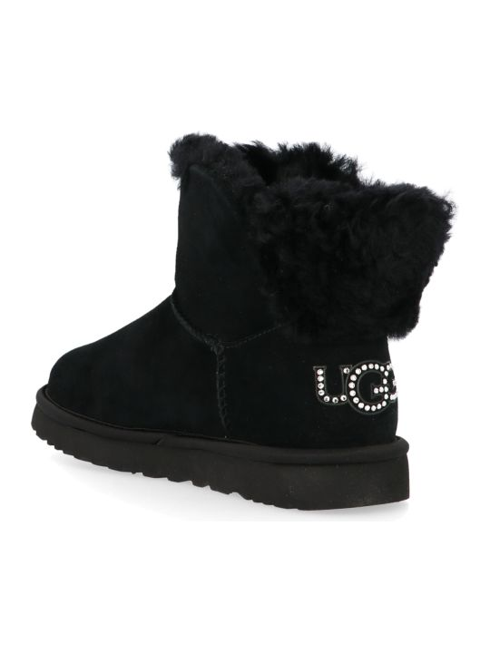 UGG 'classic Bling Mini' Shoes