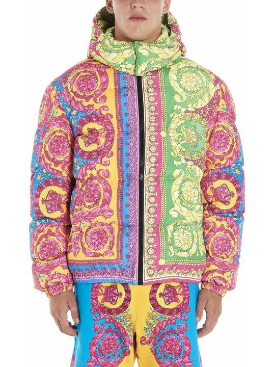 Versace 'barocco Fluo' Jacket