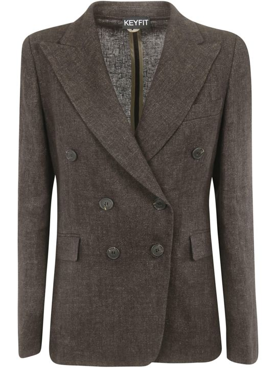 Kiltie & Co. Double Breasted Blazer