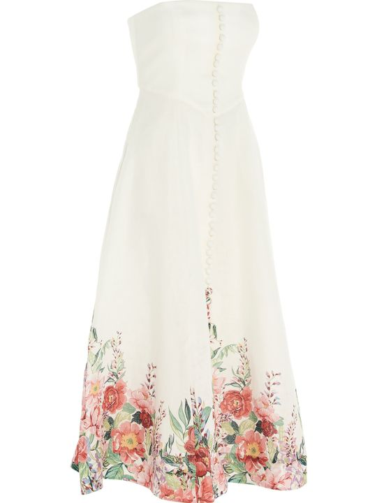 Zimmermann 'bellitude Bustier' Dress