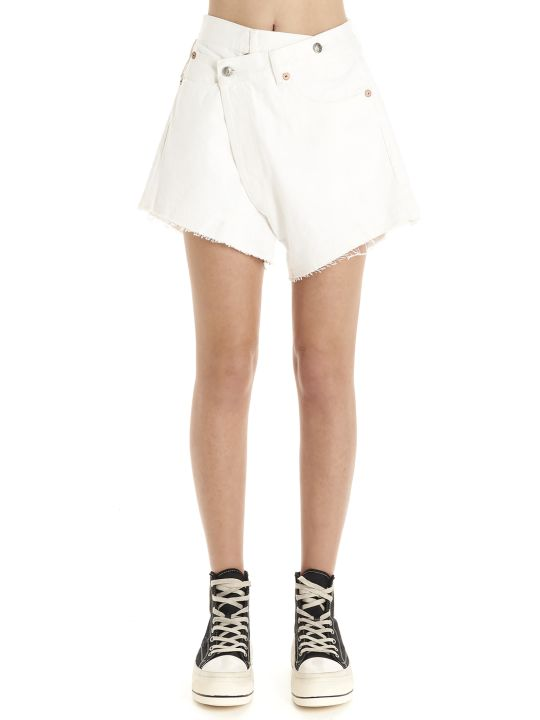 R13 'cross Over' Shorts