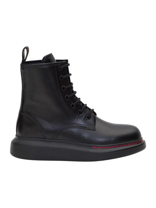 Alexander McQueen 'hybrid' Combat Boot