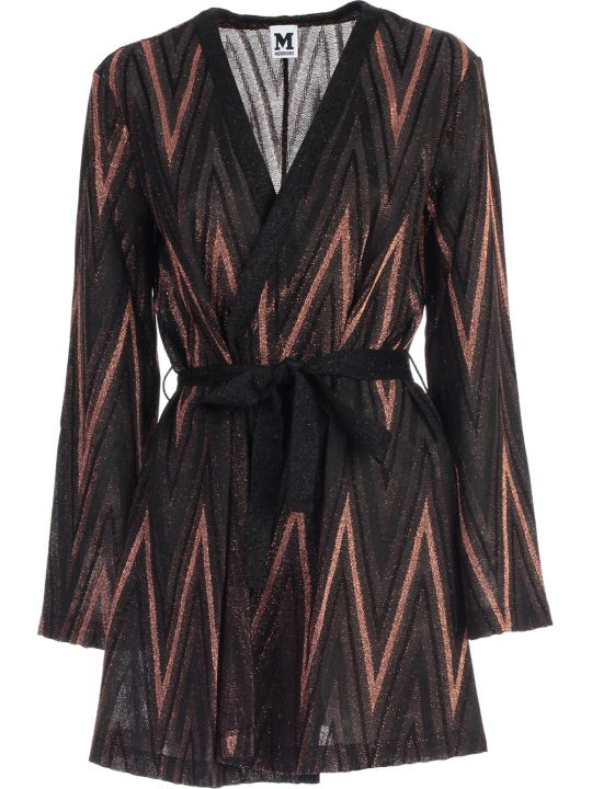 M Missoni Cardigan Long Lurex