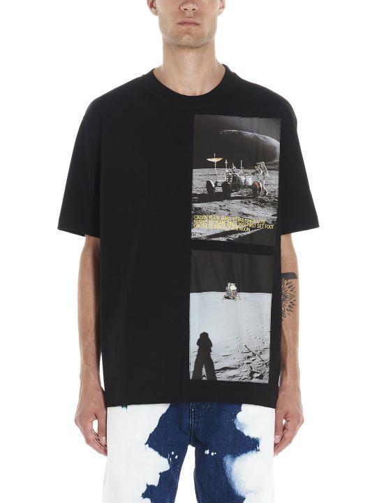 Calvin Klein 'moon Landing' T-shirt