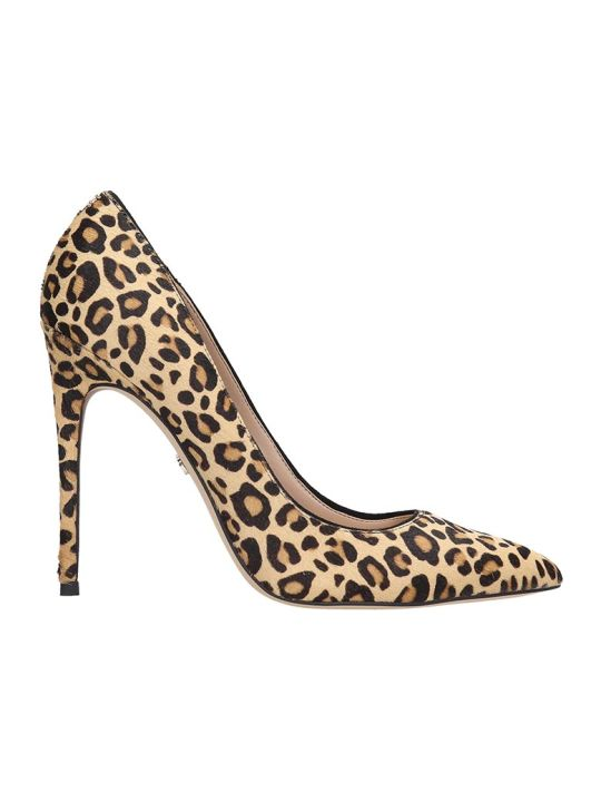 Sam Edelman Danna Pumps In Animalier Pony Skin