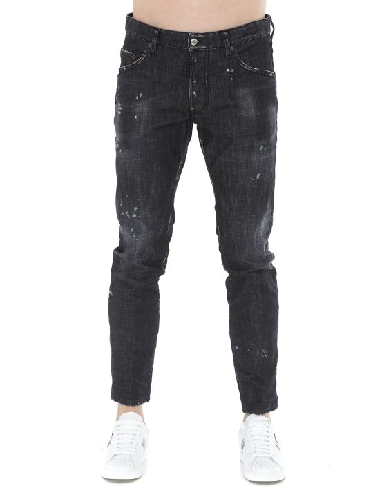 Dsquared2 Skater Jean Denim