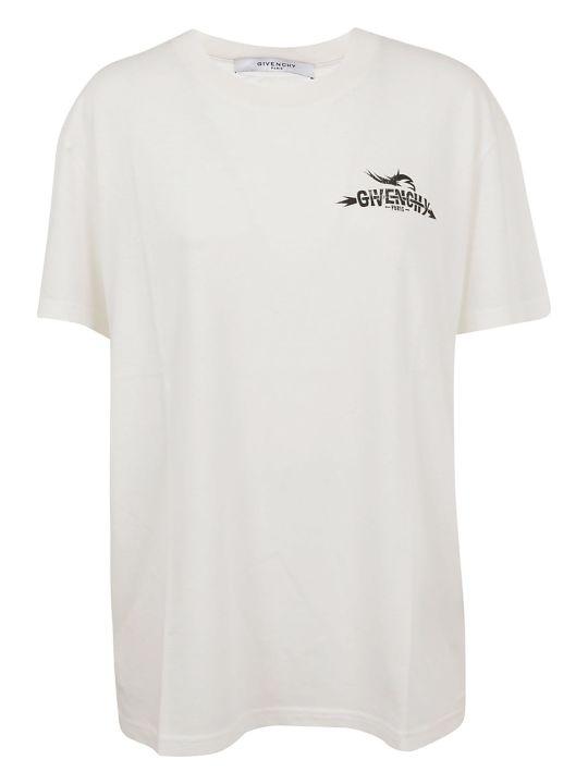 Givenchy Logo Printed T-shirt