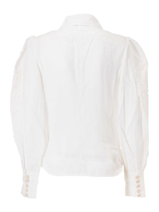 Zimmermann Perforated Shirt