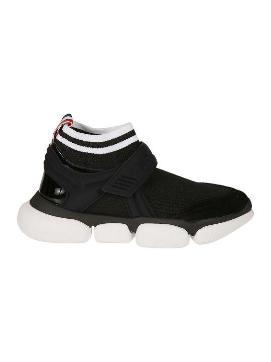 Moncler Trim Socks Sneakers