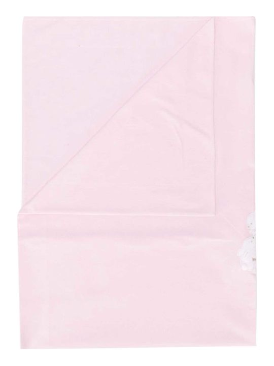 Il Gufo Kids Embroidered Blanket