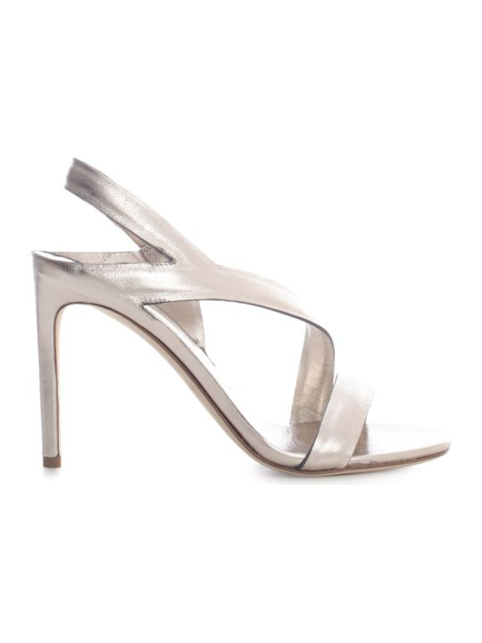 Del Carlo High Sandals W/big Laces