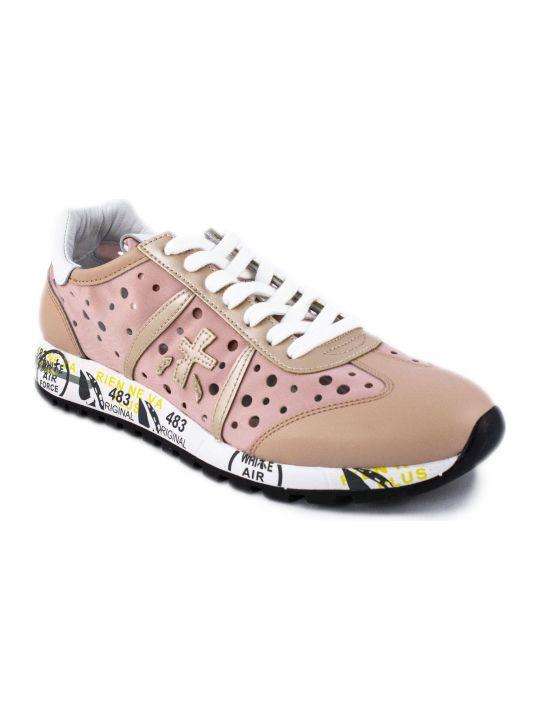 Premiata Pink Lucy Sneaker