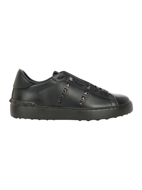 Valentino Rockstud Spike Sneakers