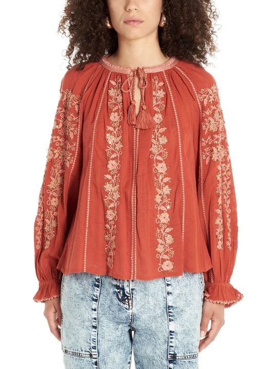Ulla Johnson 'rima' Blouse