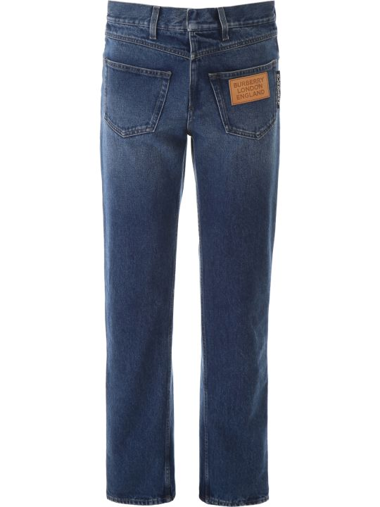 Burberry Five Pocket Jeans
