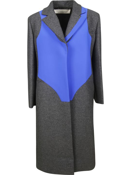 Nina Ricci Concealed Coat