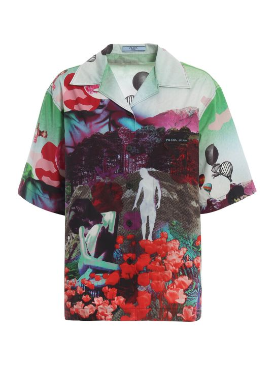 Prada Panorama Shirt