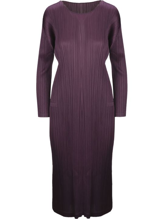 Pleats Please Issey Miyake Dress
