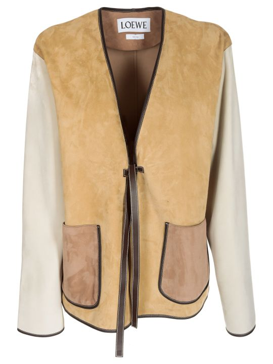 Loewe Tie Waist Jacket
