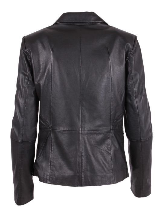 S.W.O.R.D 6.6.44 S.w.o.r.d. 6644 Leather Blazer