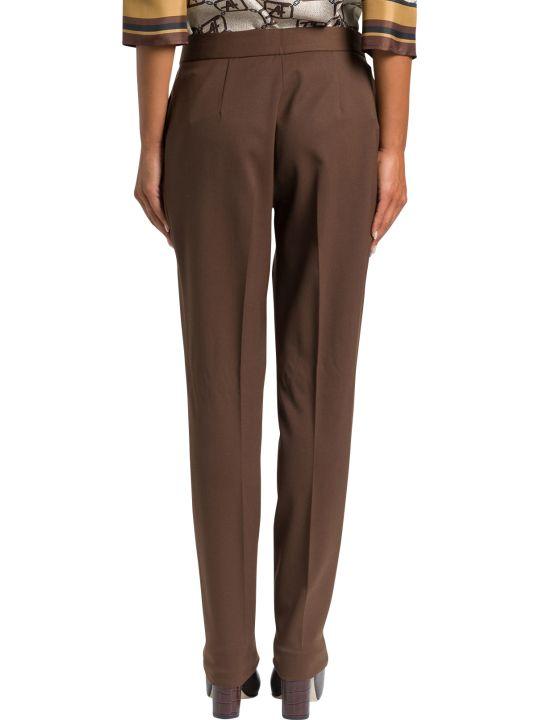 Alberta Ferretti Straight-leg Trousers
