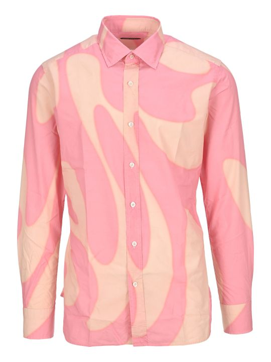 Tom Ford Camouflage Shirt