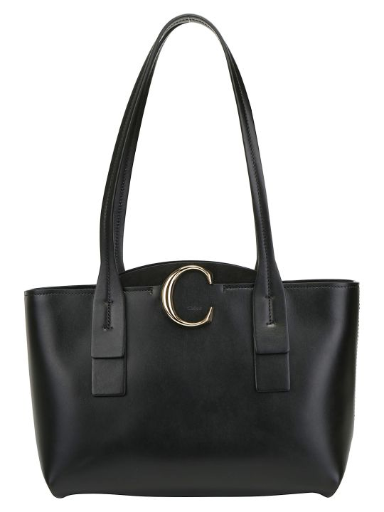 Chloé Small Zipped Tote Bag