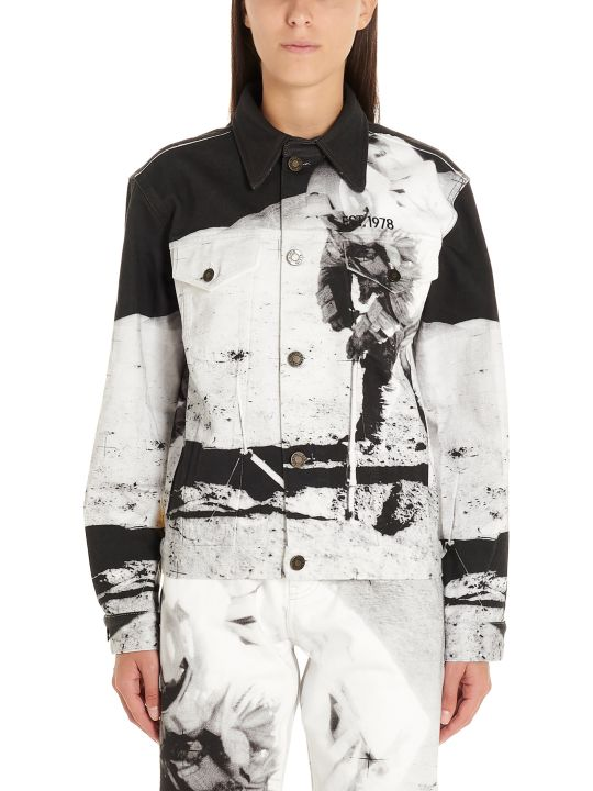 Calvin Klein 'moon Landings' Jacket