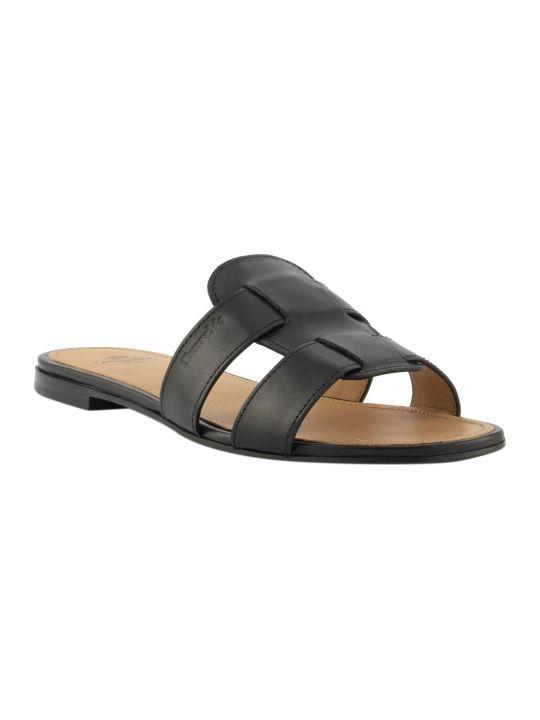 Church's Dee Dee Calf Leather Sandal Black