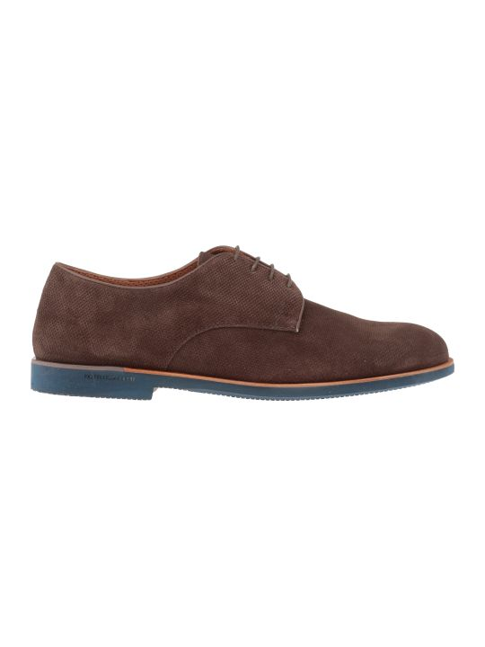 Fratelli Rossetti Leather Lace-up Shoe