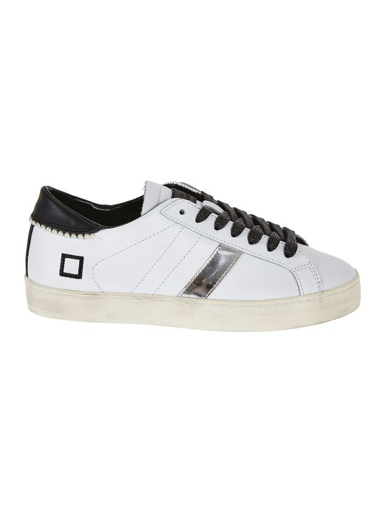 D.A.T.E. Hill Low Pop Pearls Sneakers