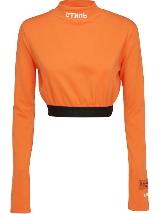 HERON PRESTON Crop Top