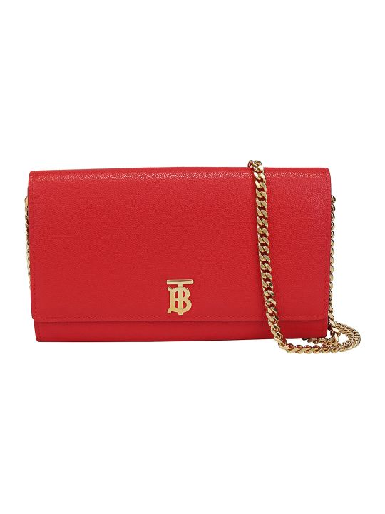 Burberry Hannah Chain Wallet