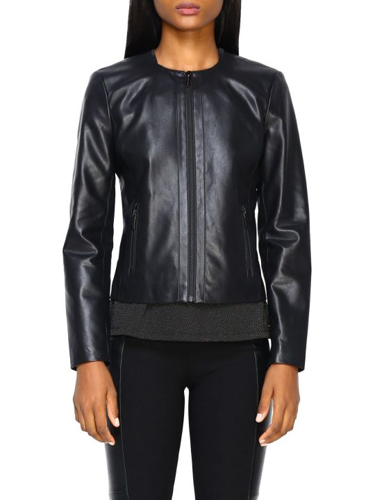 Armani Collezioni Armani Exchange Jacket Jacket Women Armani Exchange