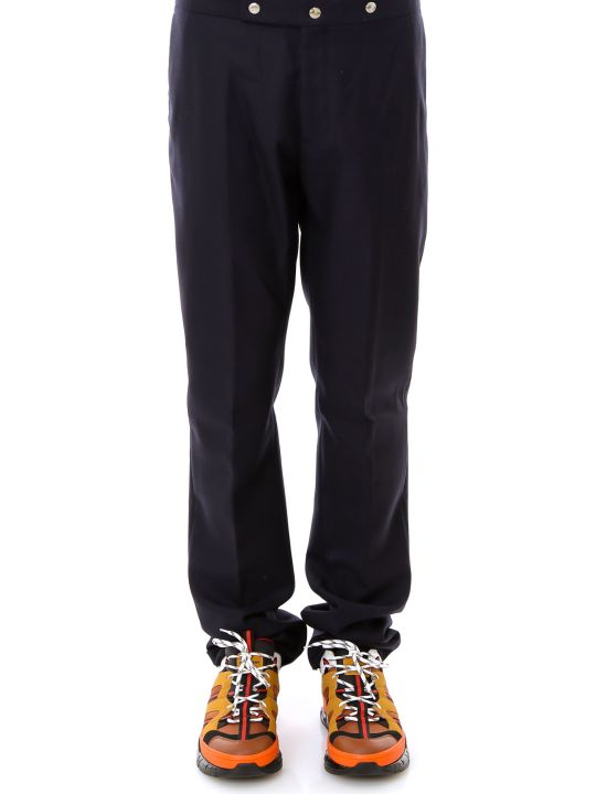 Burberry Classic Trs Snap Trousers
