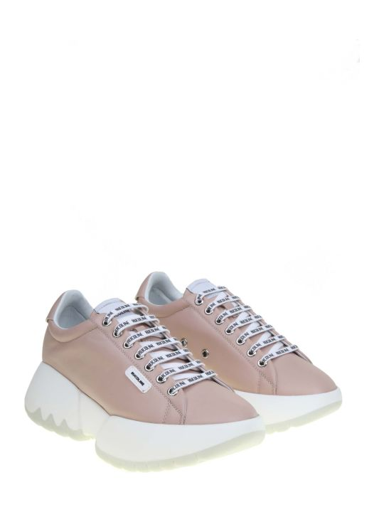 Ruco Line Rucoline Sneakers R-bubble 1454 Pink Leather