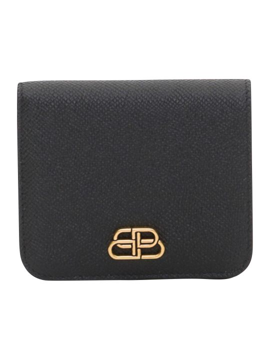 Balenciaga Bb Flap Coin & Card Holder