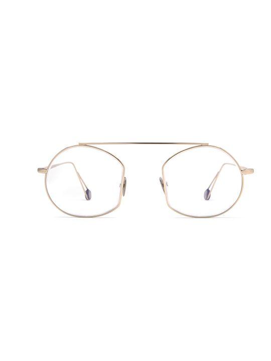 AHLEM Ahlem Place Des Victoires Optic Grey Gold Glasses